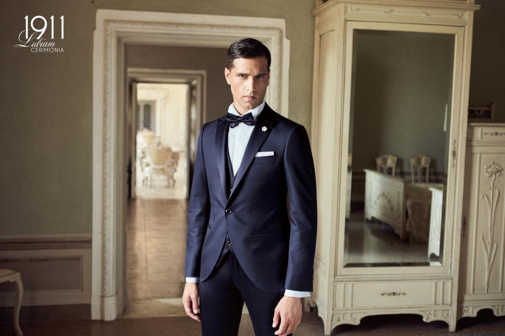 Outfit Matrimonio Uomo Gilet : Collezione lubiam ricci sposo