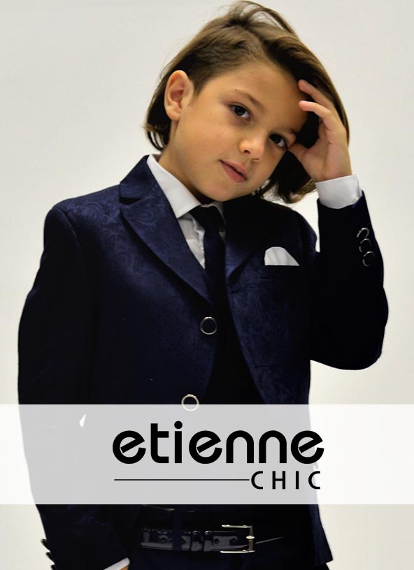 Collezione Etienne Chic per Bambino
