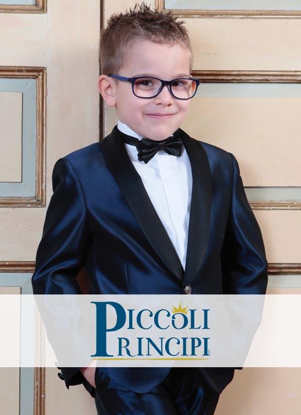 Collezione Piccoli Principi - Abiti eleganti per bambini