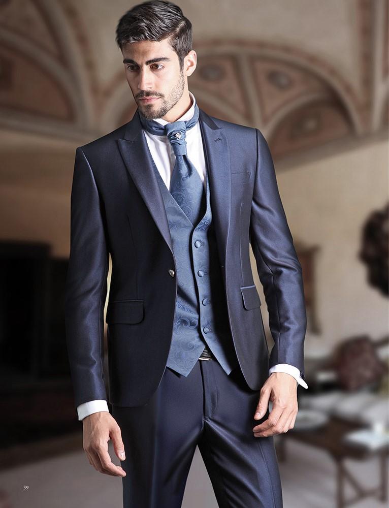 Abito Matrimonio Uomo Usato : Collezione giuseppe rocchini ricci sposo