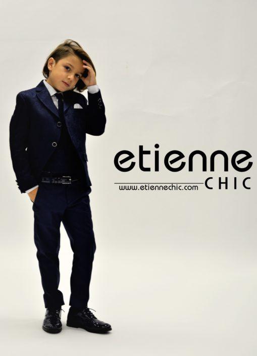 Cerimonia Bambino Etienne