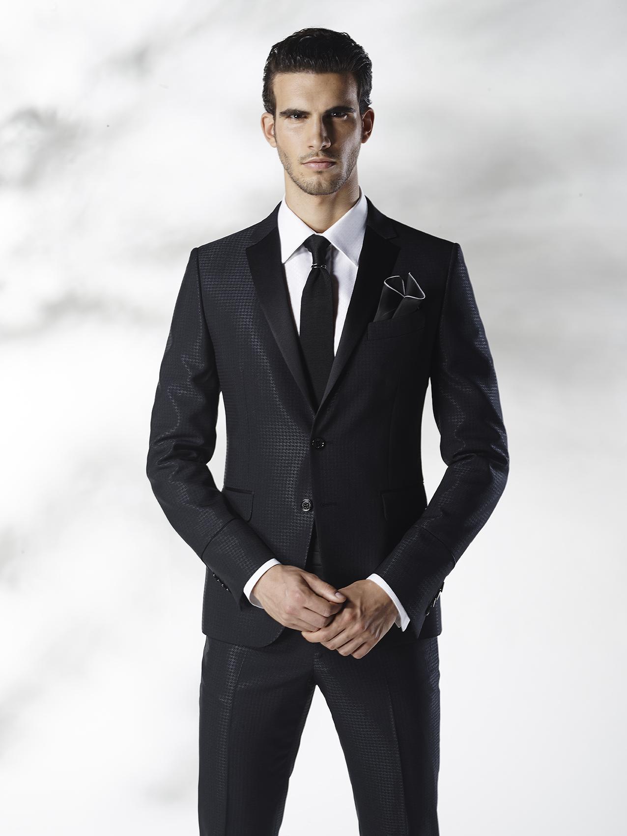 Vestito Matrimonio Uomo Nero : Come vestirsi ad un matrimonio: i consigli per l