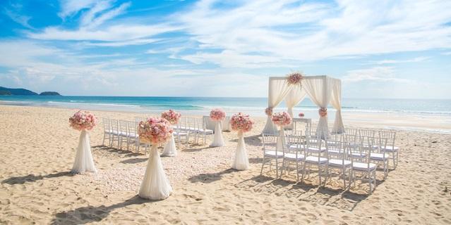 Matrimonio On Spiaggia : Matrimonio in spiaggia
